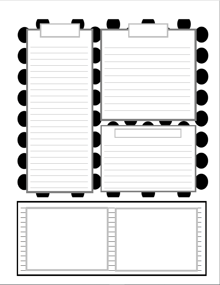 You can find the pdf for this planner page  HERE .