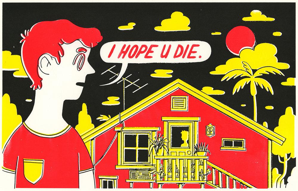 I Hope U Die