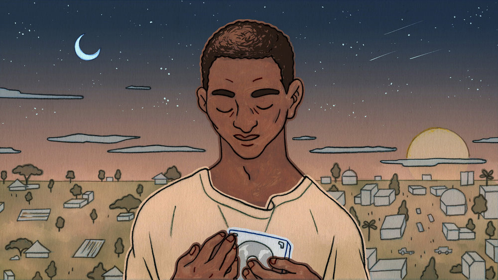 The Darfur Teenager Who Came Home A King