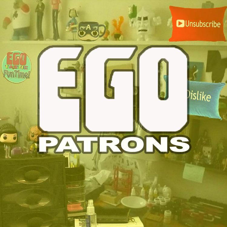 BECOME AN EGOPATRON ->