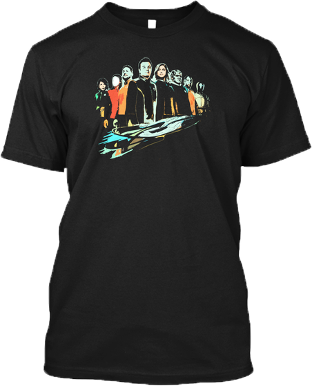 The Orville Crew Tee by Egotastic FunTime!