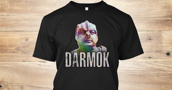Darmok  Tee available now on  Teespring...