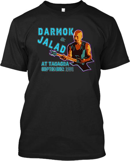 Darmok & Jalad At Tanagra 1991 -