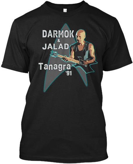 Darmok & Jalad At Tanagra Trek -