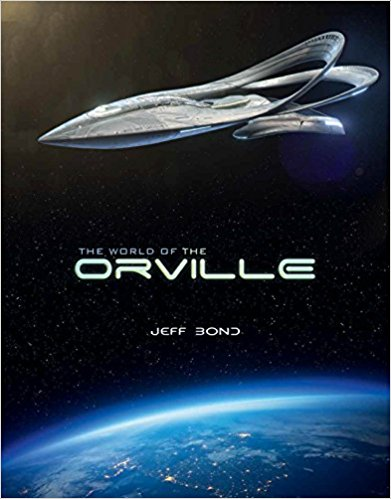 The World Of The Orville Hardcopy