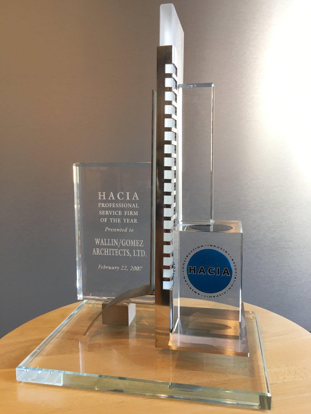 HACIA 2007