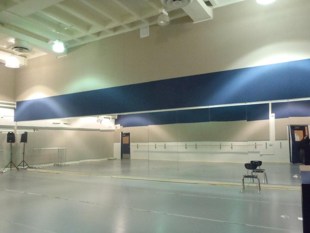 ChiArts Dance Studio - Chicago, IL