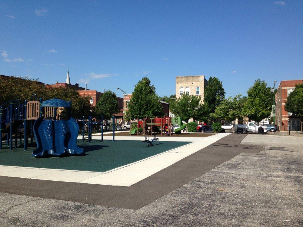 Healy ES Playground - Chicago, IL