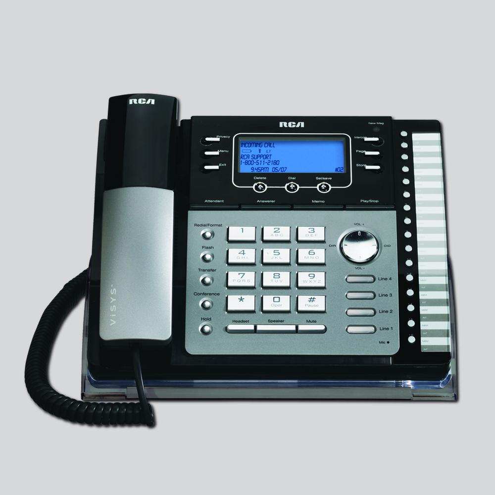 4-Line Phones