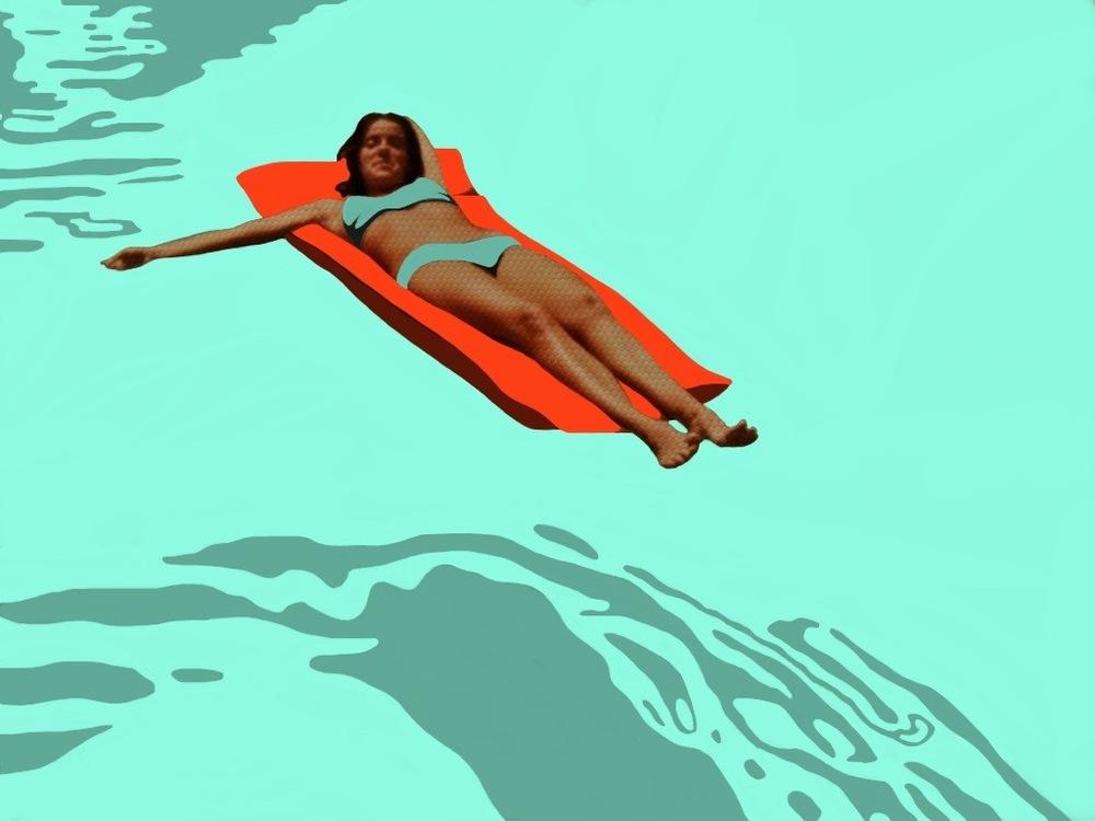 pool iran, 1972 (inquire for price)