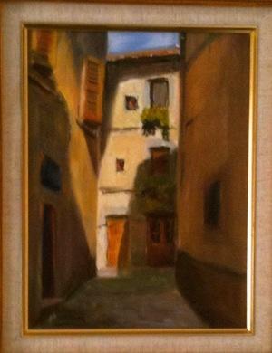My Cortona Apartment - Sold
