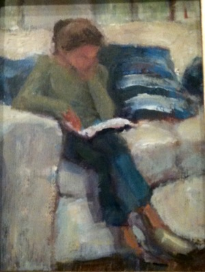Isabel Reads - Sold