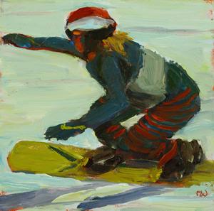 Snowborder - Sold