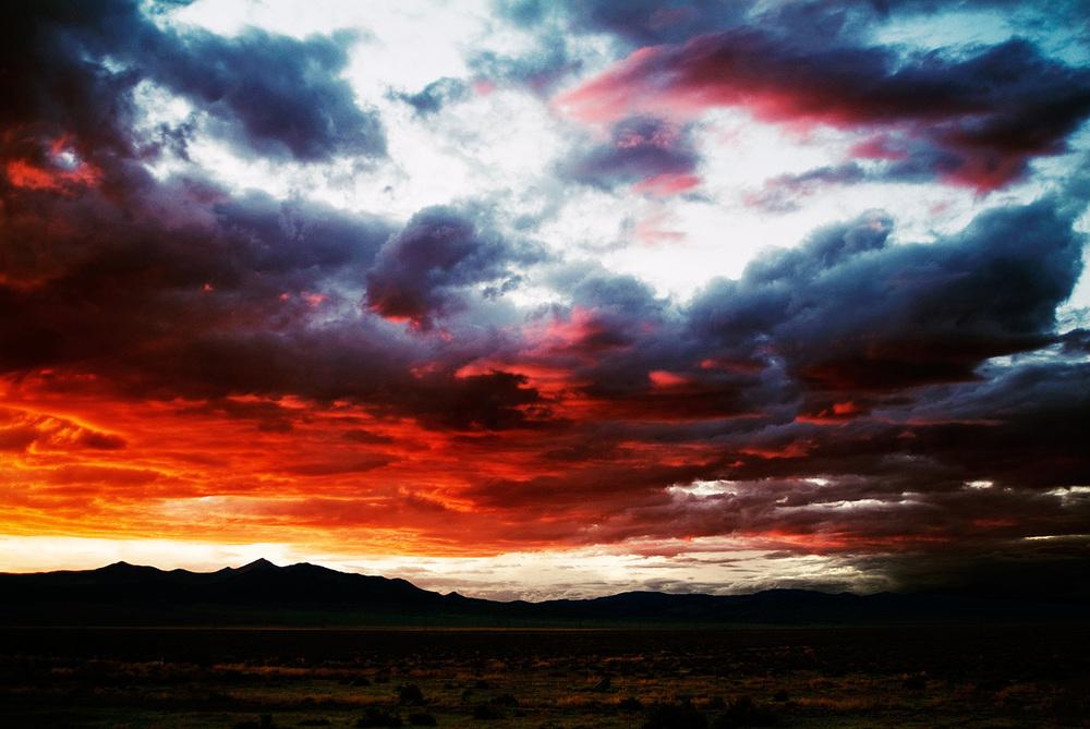 Moab desert, USA
