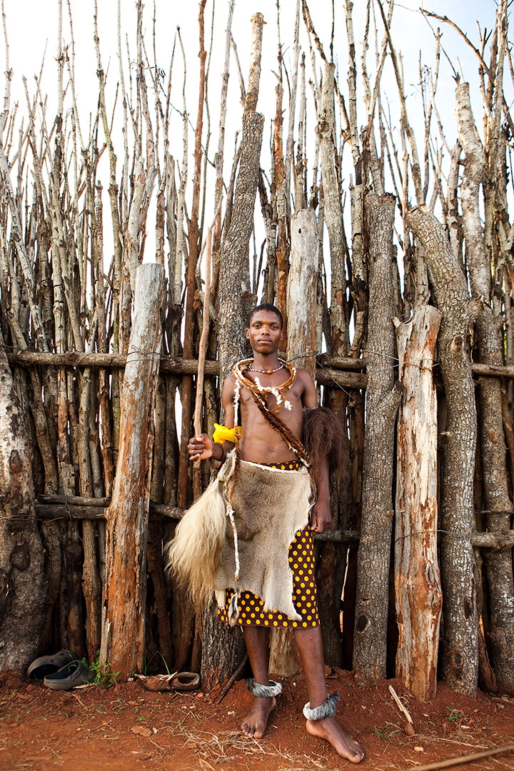 Swaziland, rain dance Africa