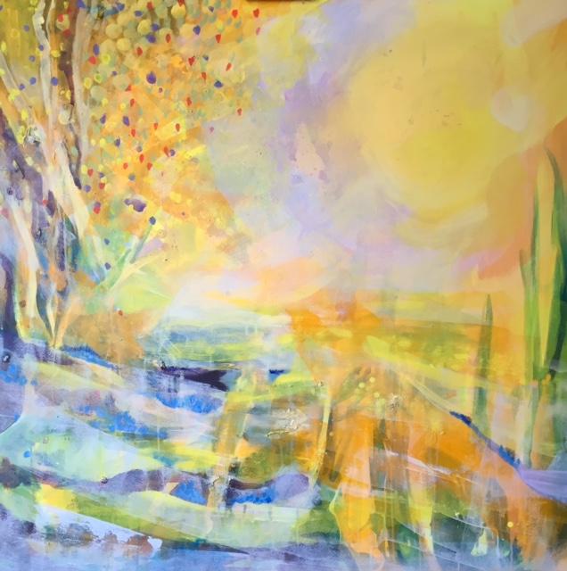 'Spring Rising'