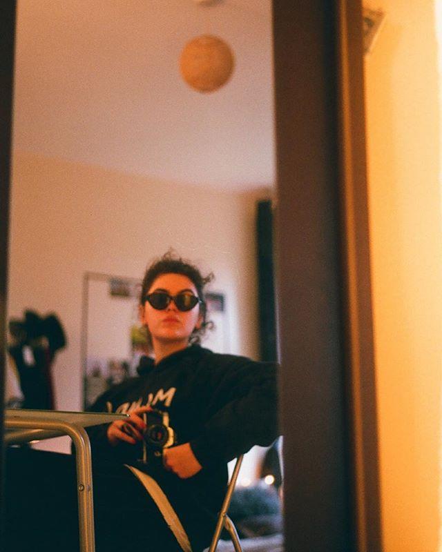 Procrastination at its Prime • Camden • Jan 19 • Pentax MX •