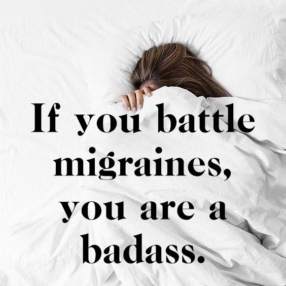migraine badass