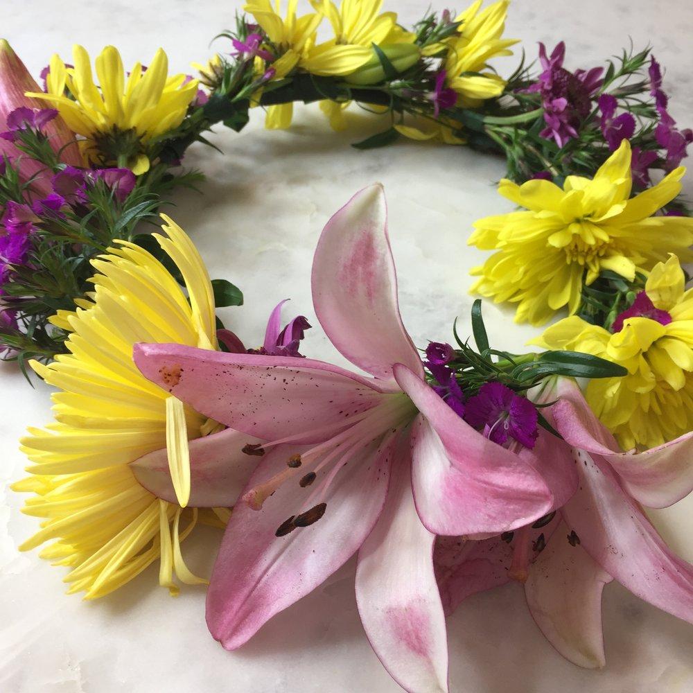 Beltane Revelry Flower Crown Lore Arcane Alchemy