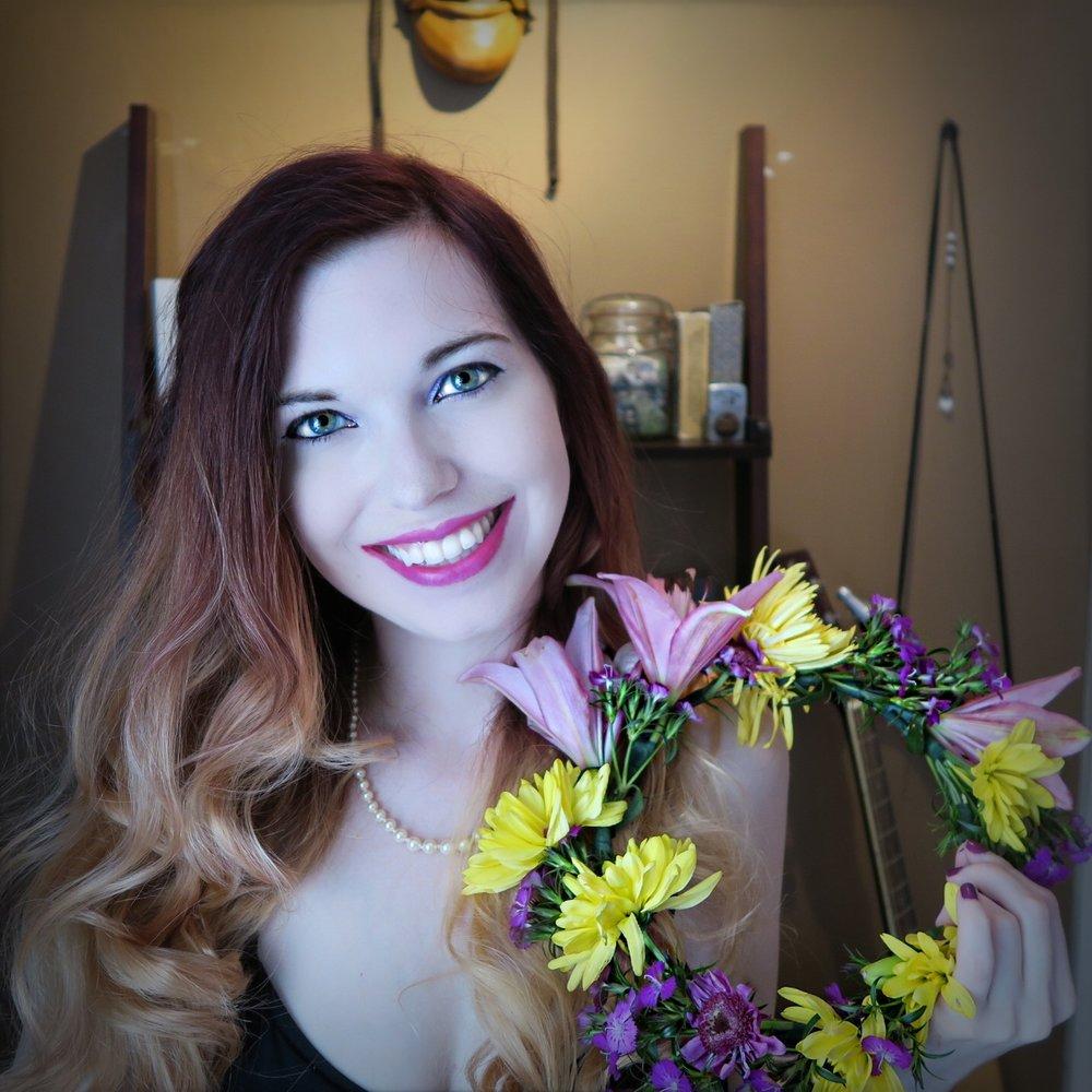 Beltane revelry flower crown lore arcane alchemy how to make a flower crown izmirmasajfo