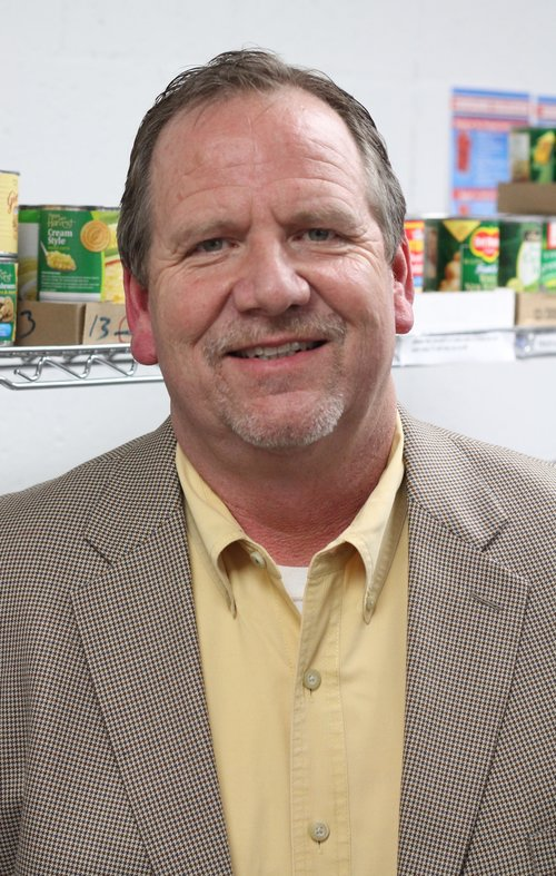 Brian Walker - Kansas Food Bank
