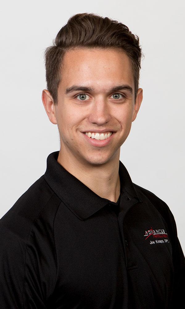 Dr. Joe Knapp, PT, DPT, Manager