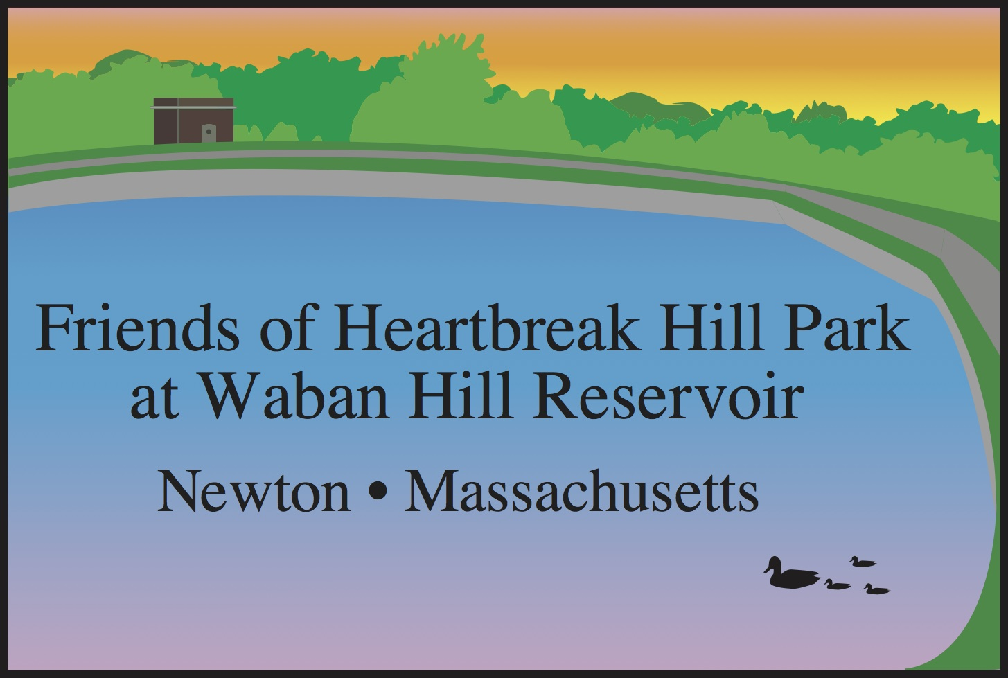 Friends Of Waban Hill Reservoir