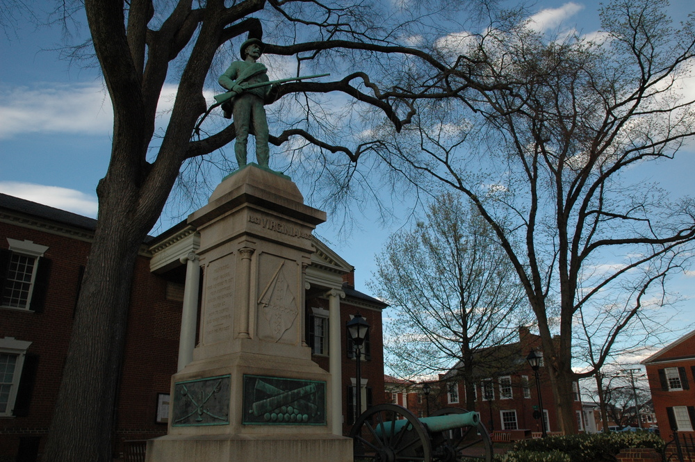 Virginia Monument Charlottesville Court Square.JPG