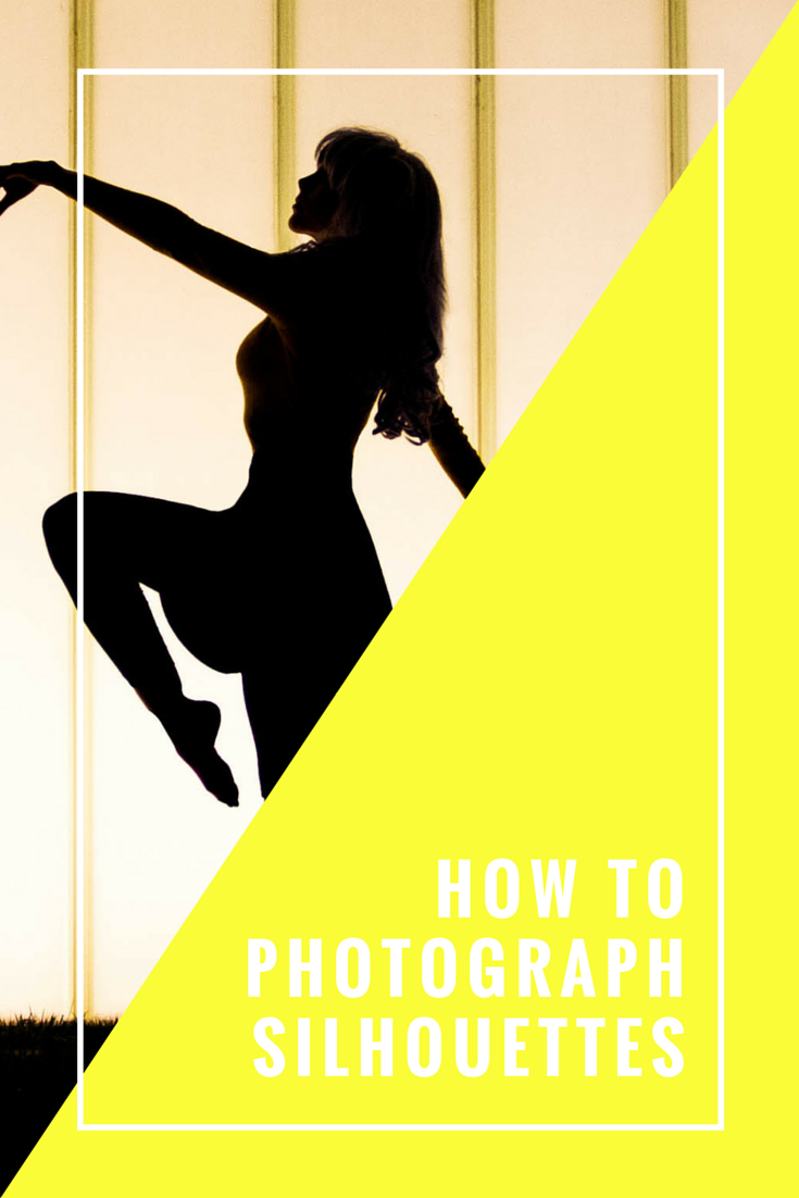 How to photograph a silhouette!