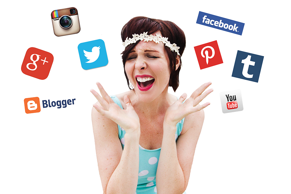 10 Awesome tips to avoid Social Media burnout! (Spare your sanity!)