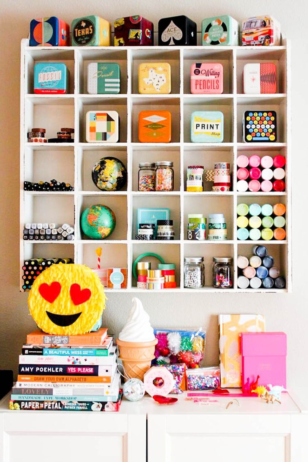 Whimsical Workspaces of creative entrepreneurs to inspire!