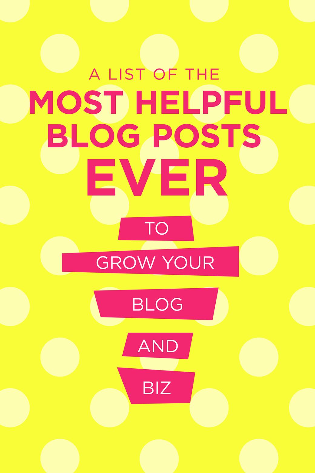33c86d68fcb8cf Wonderlass - The most helpful blog posts ever to Grow your blog + ...