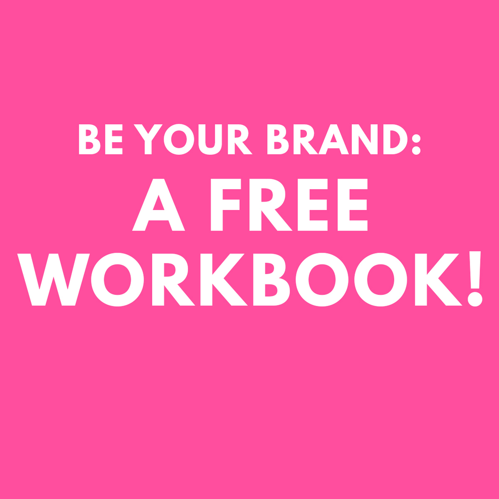 Workbooks skippers ticket workbook : Wonderlass - Be Your Brand: A FREE Workbook!