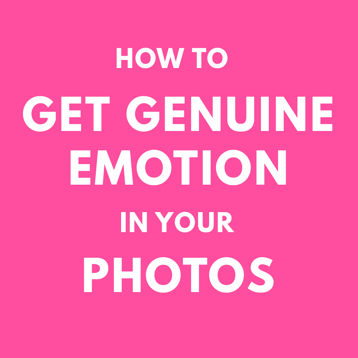 how to get genuine