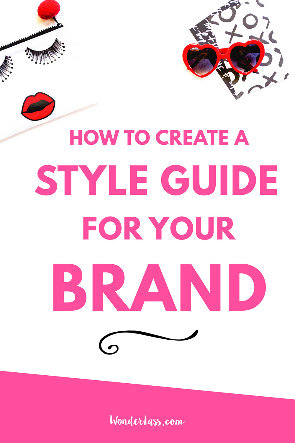A step-by-step on how to create a killer style guide for your blog, and why it's so important!