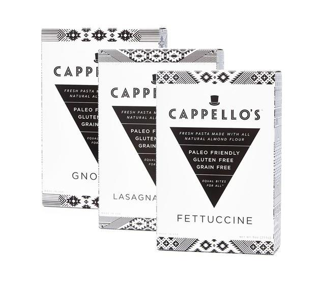 Paleo Fettuccine / Cappelos