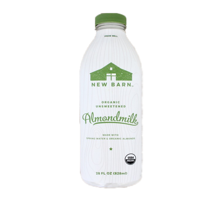 Unsweetened Almondmilk / New Barn