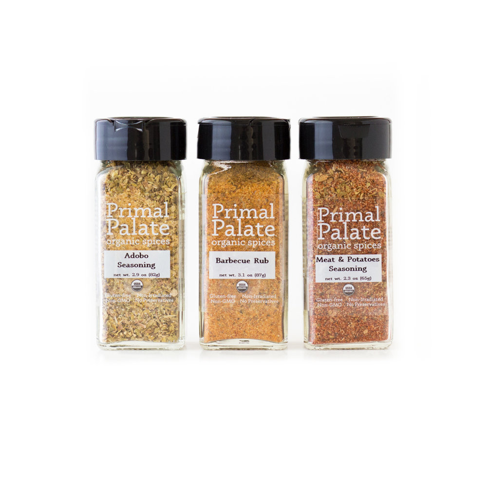 Organic Spices / Primal Palate