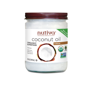 Coconut Oil / Nutiva