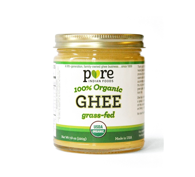Grass Fed Ghee / Pure Indian Foods