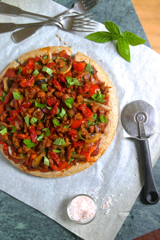 The Ultimate Paleo Pizza / Primal Bites Blog