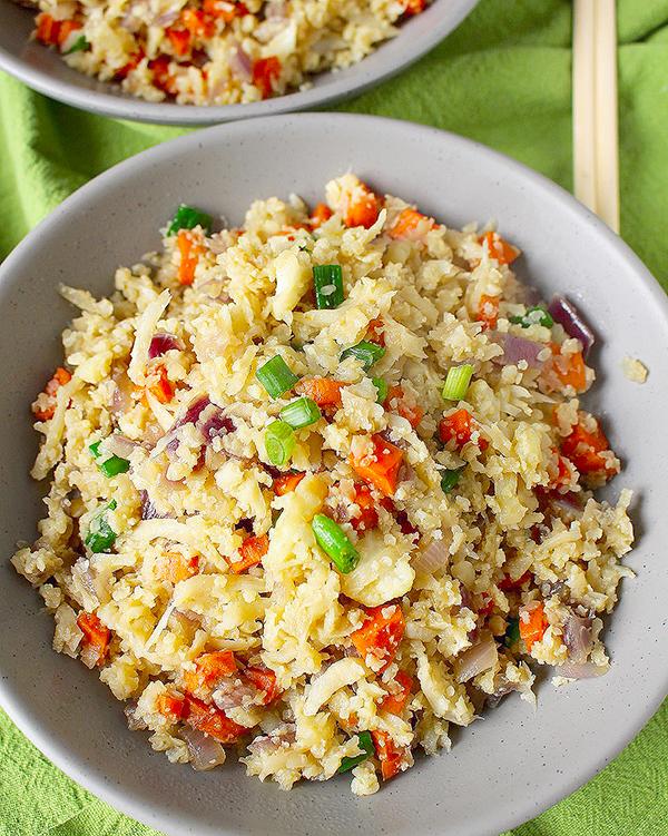 Cauli Fried Rice / Jay's Baking Me Crazy