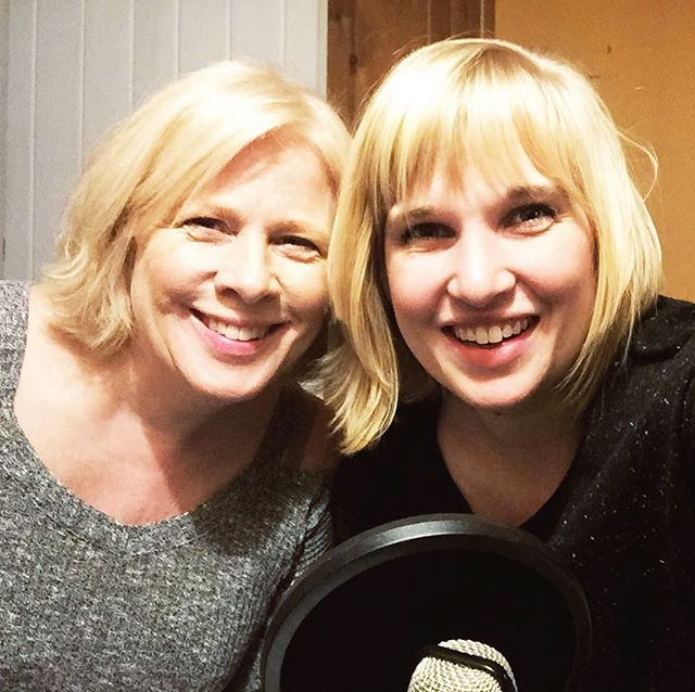 Happy Mother's Day to all the incredible Paleo mommas out there and especially to this one who puts up with me and all my craziness on a daily basis! 😘 And for always being my number one fan and supporter of this adventure!! She is the ultimate Paleo Pep Talk!! We took this selfie over Christmas when we got to record our very first podcast in the same room! #paleopeptalk