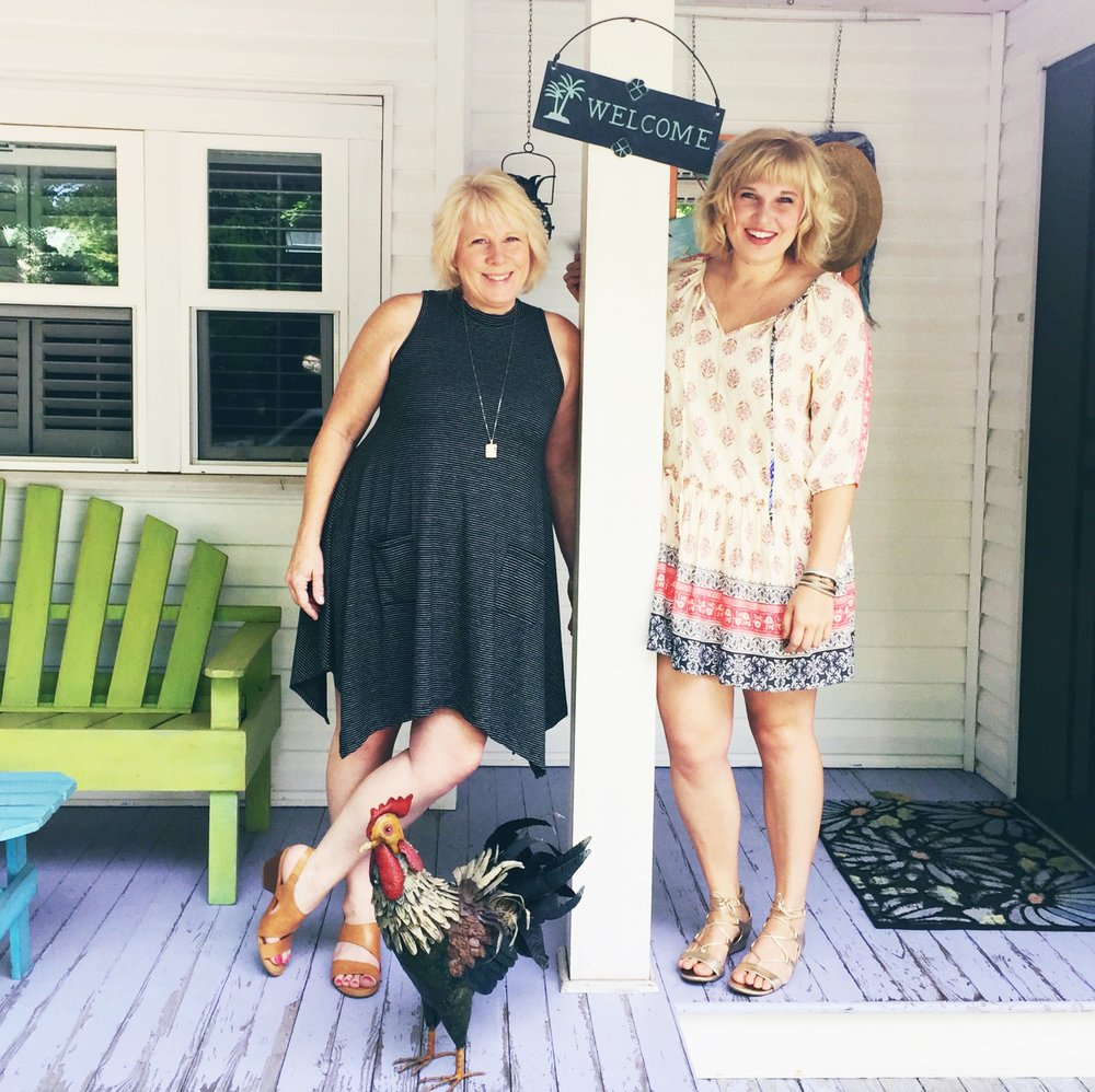 A quirky mother-daughter duo sharing our real life tales, tips + tricks from our unedited, paleo lives. -