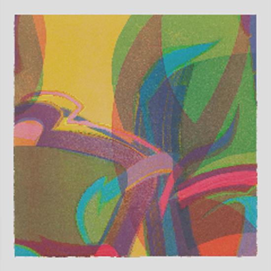 "Linda Plotkin,   Montserrat  , 2009, 30"" x 30"""