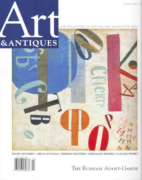 Art & Antiques   May 2017