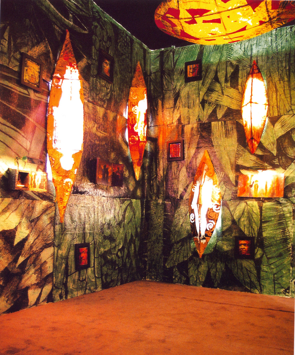 Amazonas Installation