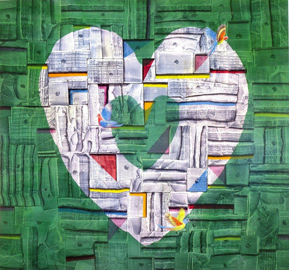 Heart-Bird
