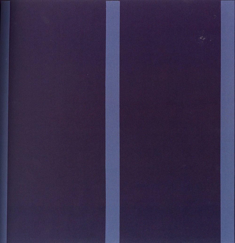 Work 2005 - W    Oil on canvas, 145 x 145 cm, 2004