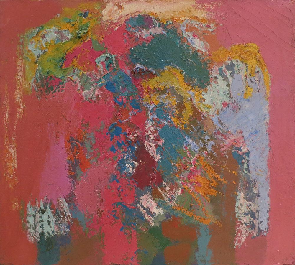 Broken Idol, 18''x20'', 1962